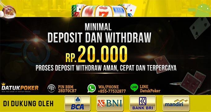 Situs Judi QQ Poker Online Terpercaya
